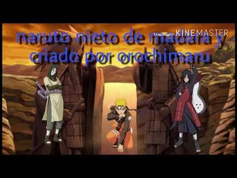 FANFIC Naruto nieto de madara uchija cap 51 - YouTube