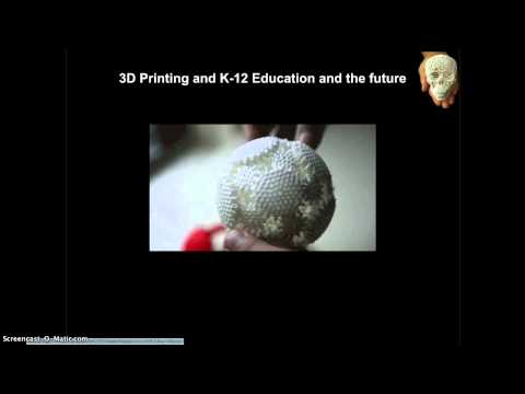 3D Printing - Innovation and the impacts on society