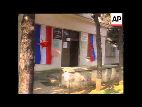 Bosnians Vote In Independence Referendum;  Montenegro Poll On Unity With Serbia