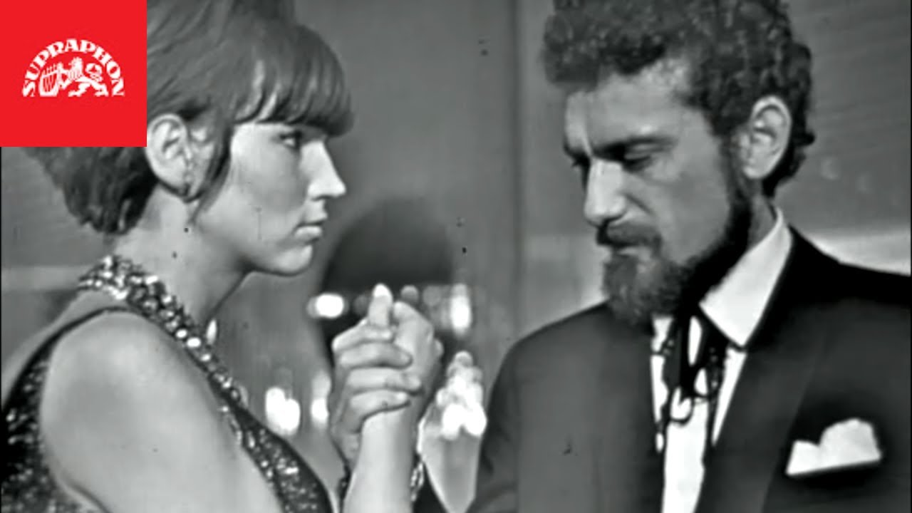 Marta Kubišová & Waldemar Matuška - Víc nechtěl by snad ani d'Artagnan (oficiální video)
