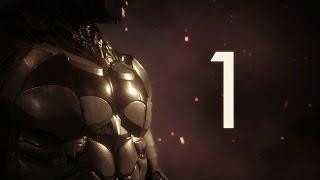 "Official Batman: Arkham Knight – ""1 Day"" Trailer Countdown"