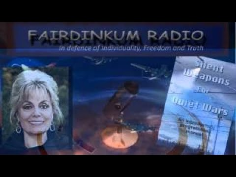 Silent Weapon Warfare: Deborah Tavares SD Fairdinkum Radio - The Best Documentary Ever