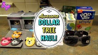 Awesome DOLLAR TREE HAUL!  New Finds! November 18, 2019 | LeighsHome