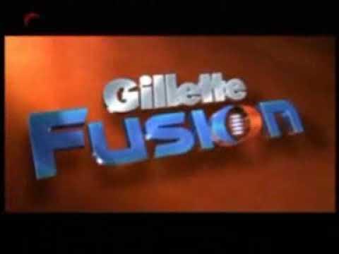 Reklama Gillette Fusion 2007