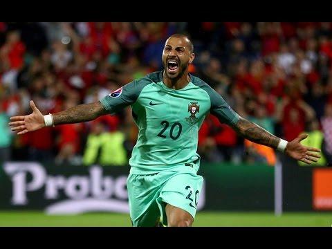 Datena, pior narrador do Brasil, comemorando gol de Portugal