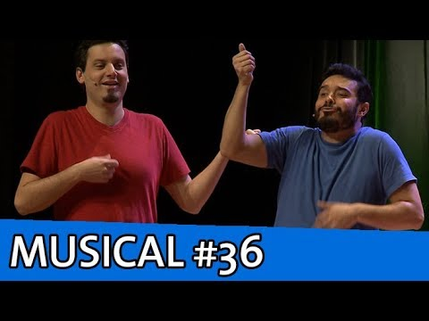 IMPROVÁVEL - MUSICAL IMPROVÁVEL #36