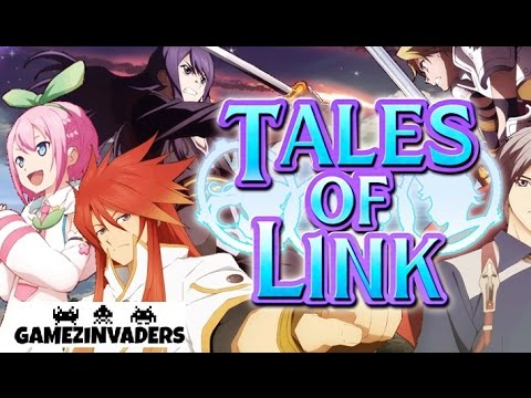 Namco Bandai TALES OF LINK Android IPhone IPad Free Game