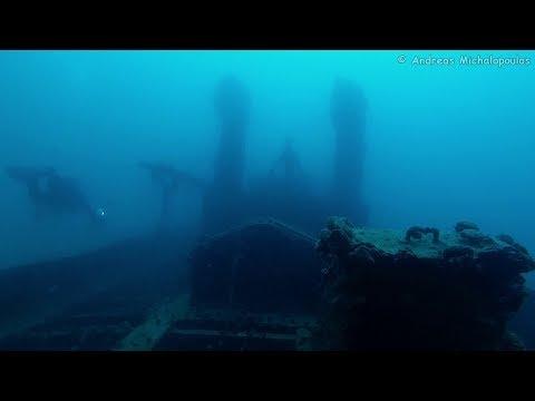 H.S. STYMFALIA Water Carrier - Υδροφόρος ΣΤΥΜΦΑΛΙΑ