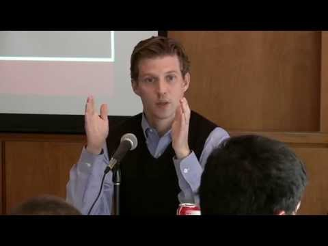 Alec Ross: Breakthrough Innovation and Global Economic Growth ...