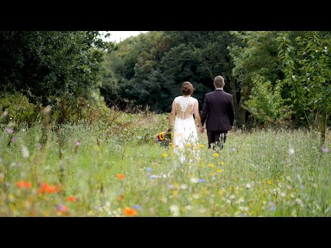 Emma & Rhys' Wedding Trailer - King Arthur Hotel, Swansea