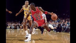 Los Angeles Lakers @ Chicago Bulls - 3/10/1988
