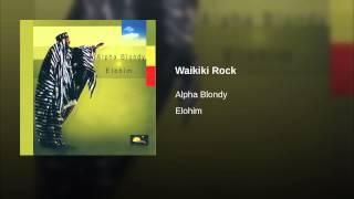 Waikiki Rock