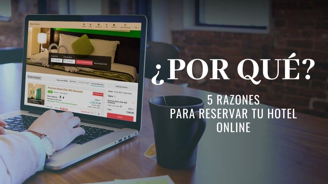 Download Conviene reservar el hotel por internet... ¿Por que?