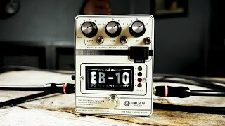 Walrus Audio EB-10 - Bass Demo