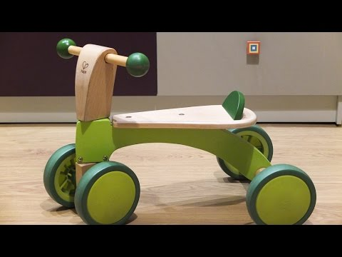 Hape E0101 Scoot Around Bike