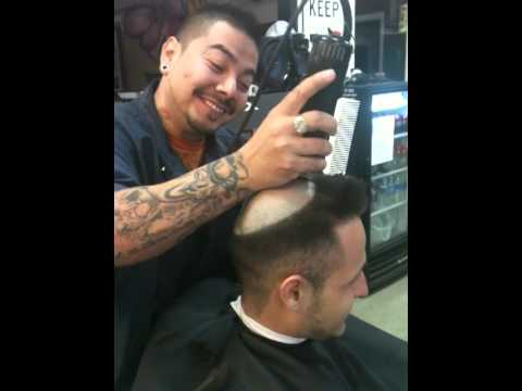 Tim Tebow Haircut Initiation In Local Barbershop Add Us Httpwww