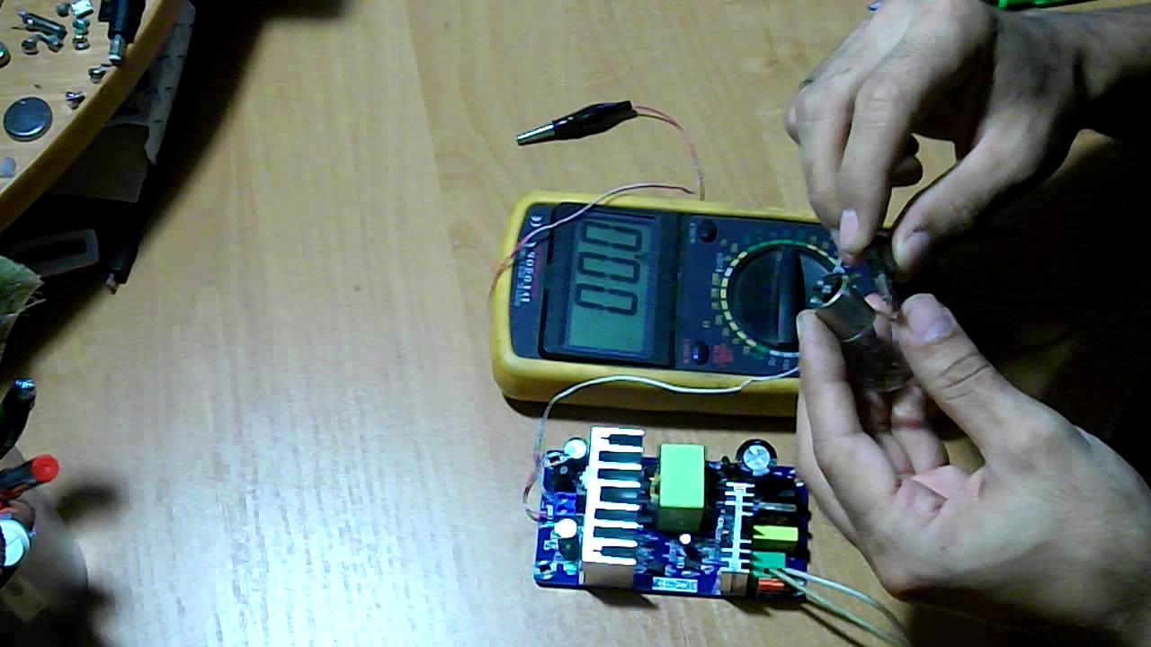 Импульсный Источник Питания AC/DC(Блок питания)  + Преобразователь напряжения с aliexpress.
