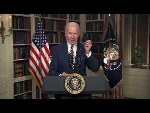 Remarks:  POS Joe Biden Delivers Remarks to U.S. Conference of Mayors Via Video - January 23, 2021