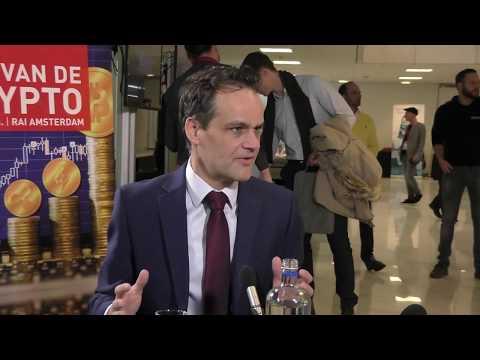 Interview Jan Kees de Jager, CFO KPN, banken en cryptocurrencies | #DVDC