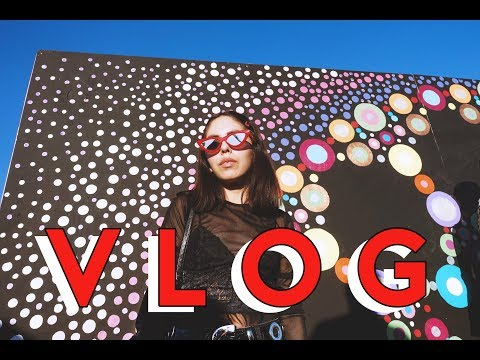 VLOG | LOST LAKE FESTIVAL, SAYING GOODBYE & OPENING PACKAGES