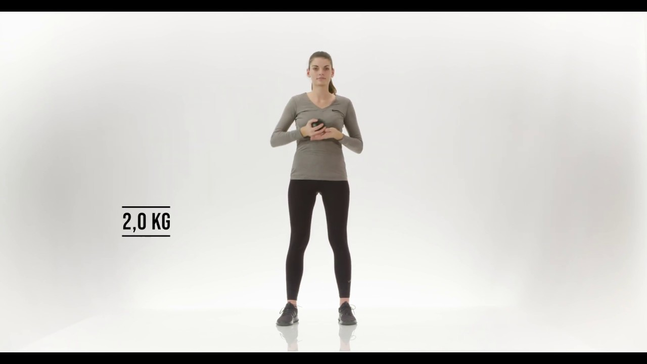 TOGU Toning Ball, additional weight for your workout