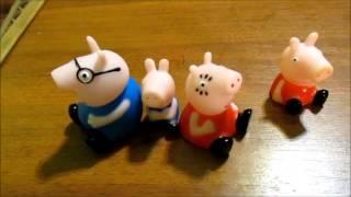 Свинка Пеппа обзор игрушек