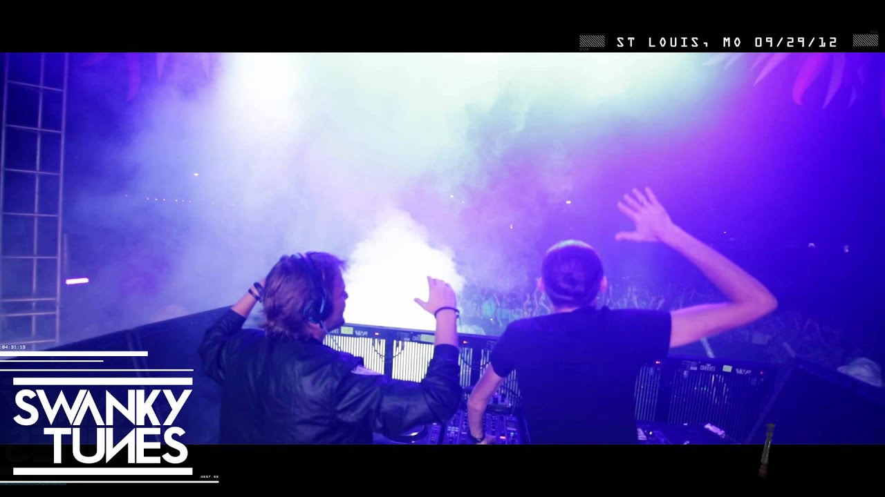 Life In Color Live Clip - St. Louis, MO - E.N.D Tour - 09/29/12 -