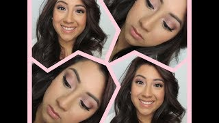 Tutorial | Urban Decay Naked 3 Palette & Bloopers!!!! Thumbnail