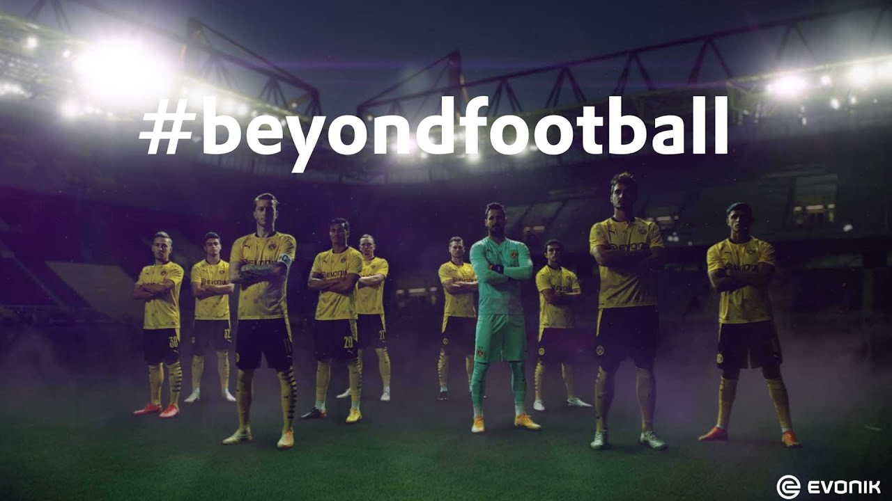 Evonik and Borussia Dortmund go beyond | Borussia Dortmund