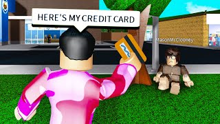 I Gave Him My CREDIT CARD.. You Won't Believe What He Did With It! (Roblox)