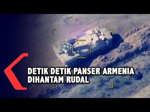 Armenia Dan Azerbaijan Sepakat Untuk Melakukan Gencatan Senjata