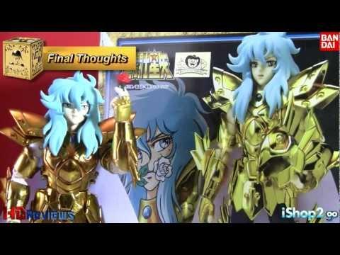 Bandai Saint Seiya Myth Cloth Pisces Aphrodite Review