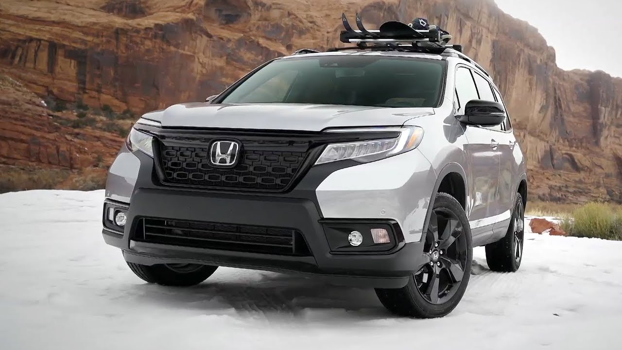 By making modifications to these components or by installing after. 2019 Honda Passport Elite Lunar Silver Metallic Exterior Interior Youtube