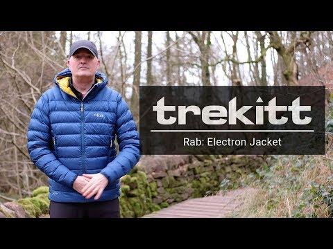 Inside Look: Rab Mens Electron Jacket