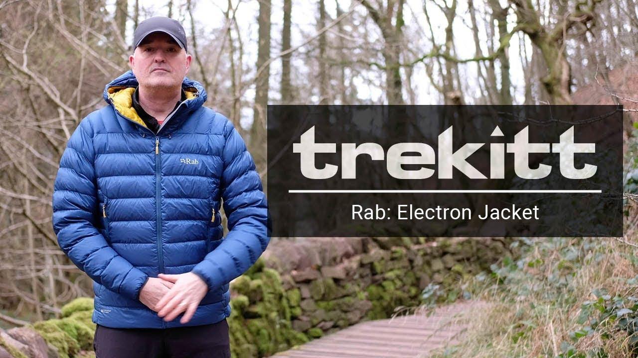 Rab Electron Jas | Bever