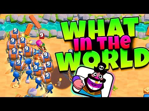 HOW IS THIS POSSIBLE?!  - PASS ROYALE In CLASH ROYALE