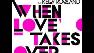 David Guetta Feat. Kelly Rowland - When Love Takes Over (Giorno S Jump Run Bootleg Mix)
