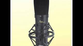 Aureal MC002 test micrófono condensador - voz