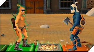ТУРНИР ГЛАДИАТОРОВ - Игра Warriors Rise to Glory. Игры в steam. Стратегии
