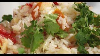 Плов с айвой | 7 нот вегетарианской кухни