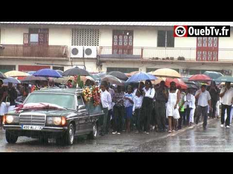 Obsèques de Henri Christophe : Le dernier hommage à Papo