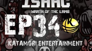 PÓKoli nehéz kihívás! - Katamori: The Binding of Isaac - Wrath of the Lamb kalandok (34.rész)