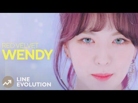 RED VELVET - WENDY (Line Evolution) Mp3