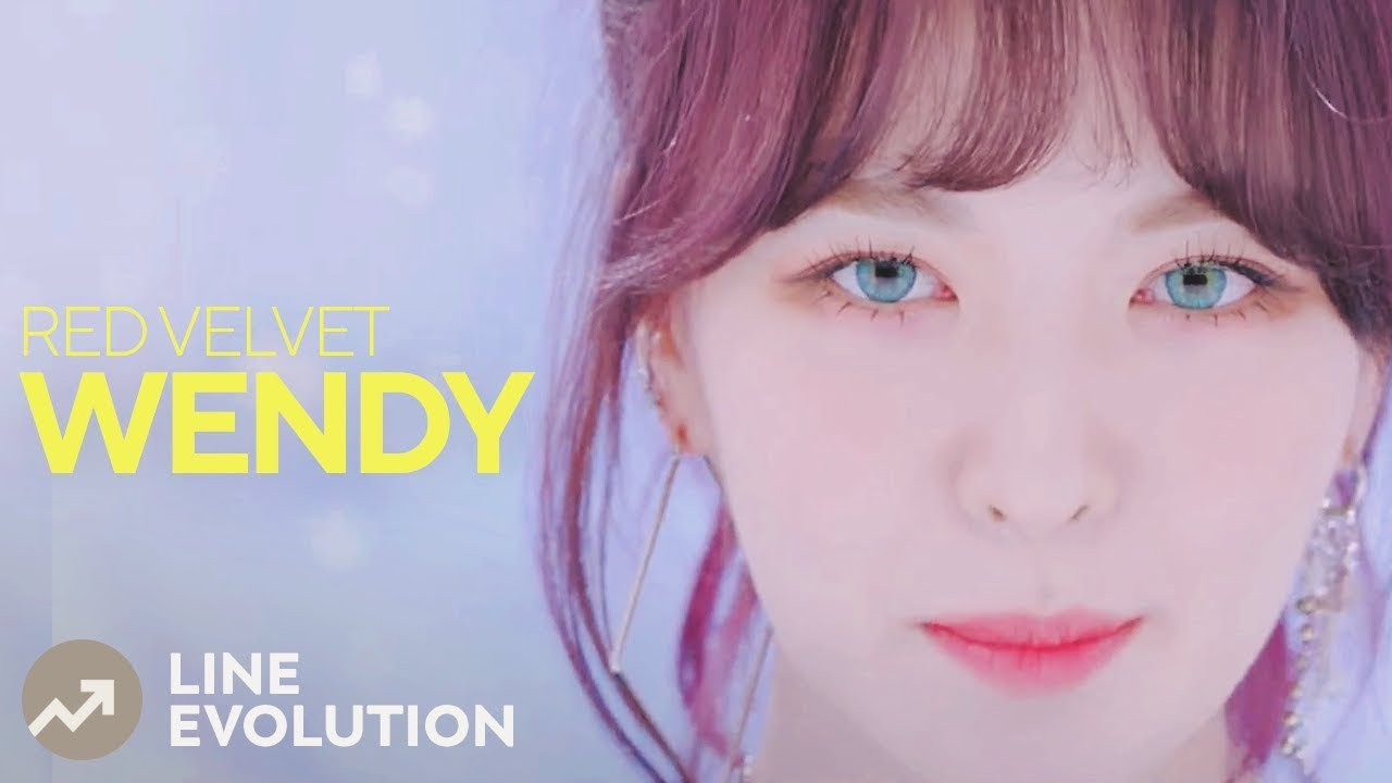RED VELVET - WENDY (Line Evolution)