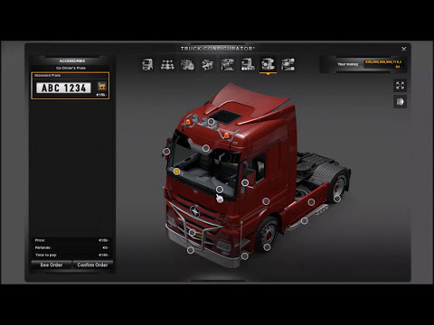 Euro Truck Simulator 2 1.1.1 old version!