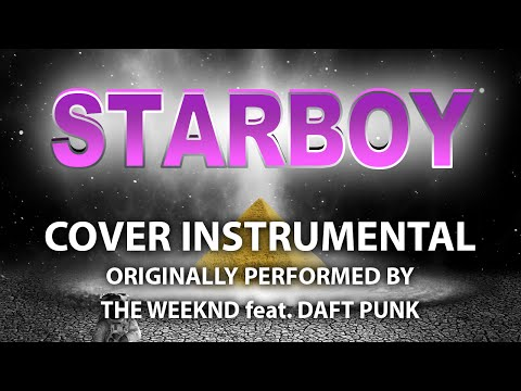 Starboy (Cover Instrumental) [In the Style...