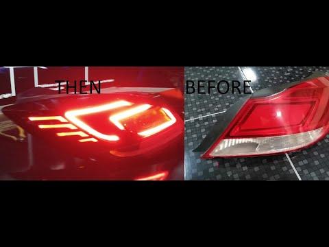 INSIGNIA HOW TO MAKE LED BACK LIGHT./.STOP NASIL YAPILIR.