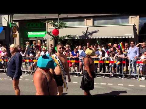 Pride Parade Stockholm 2015 08 01