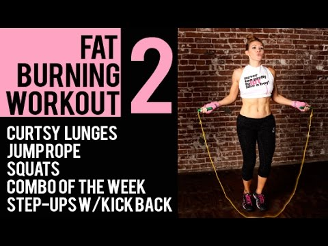 fat burning workout boxing hiit circuit  youtube