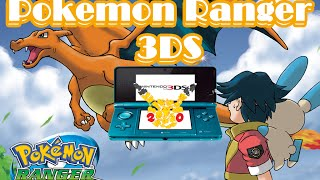 Why Pokemon Ranger 3DS is a GOOD Idea